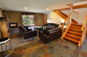 Downstairs, Homestead, Wings Retreat