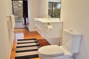 Upstairs Ensuite, Homestead, Wings Retreat